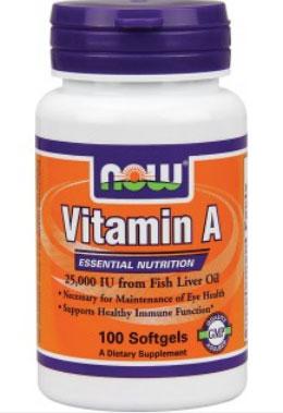 Vitamin A coupon