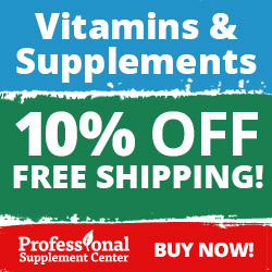 Professional Supplement Center coupon