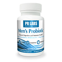 PR Labs Mens Probiotic review