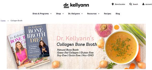 Dr. Kellyann Store Review