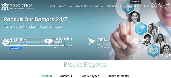 Biogetica.com review