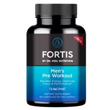 FORTIS Men's Pre Workout reviews